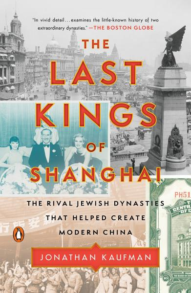 Download The Last Kings of Shanghai Book