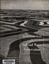 Technical Skill for Soil and Water Conservation