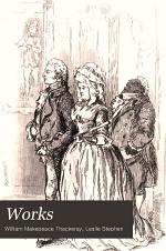 The Works of William Makepeace Thackeray: The Virginians