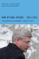 How Ottawa Spends  2014 2015