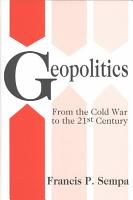 Geopolitics PDF