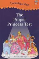 The Proper Princess Test