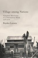 Village Among Nations PDF