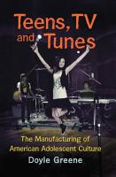 Teens  TV and Tunes PDF