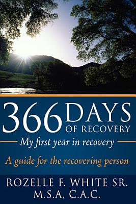366 Days of Recovery  My First Year in Recovery PDF