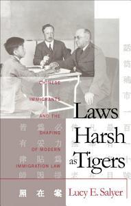 Laws Harsh as Tigers PDF