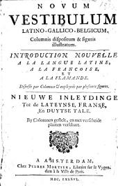 Introduction Nouvelle A La Langue Latine, A La Francoise, Et A La Flamande