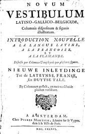 Introduction Nouvelle A La Langue Latine, A La Francoise, Et A La Flamande