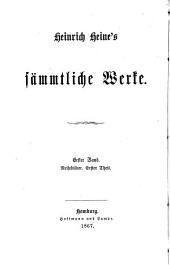 Heinrich Heine's sämmtliche Werke: Bände 11-12