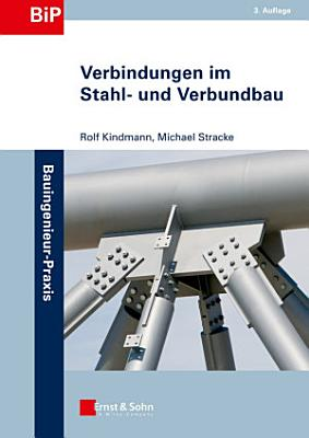 Verbindungen im Stahl  und Verbundbau PDF