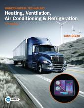 Modern Diesel Technology: Heating, Ventilation, Air Conditioning & Refrigeration: Edition 2