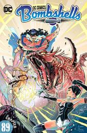 DC Comics: Bombshells (2015-) #89