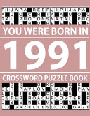 Crossword Puzzle Book 1991