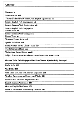 501 German Verbs Fully Conjugated in All the Tenses in a New Easy to learn Format  Alphabetically Arranged PDF