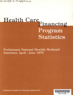 Preliminary National Monthly Medicaid Statistics PDF