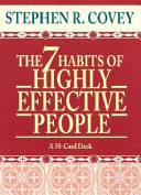 The 7 Habits of Highly Effective People Cards