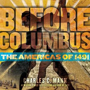 Before Columbus Book