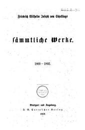 Friedrich Wilhelm Joseph von Schellings Sämmtliche Werke: Philosophie der Offenbarung