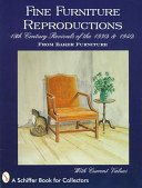 Fine Furniture Reproductions