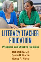 Literacy Teacher Education PDF