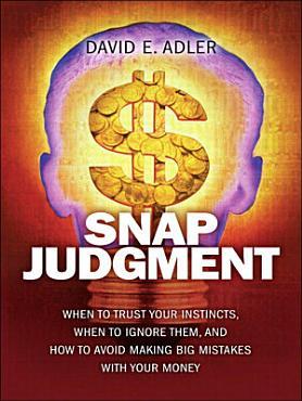 Snap Judgment PDF