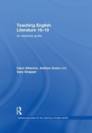 Teaching English Literature 16–19