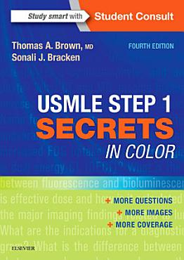 USMLE Step 1 Secrets in Color E Book PDF