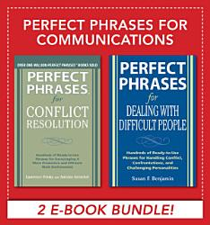Perfect Phrases For Communications Ebook Bundle  Book PDF