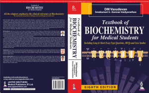 Textbook of Biochemistry for Medical Students PDF