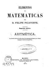 Elementos de matemáticas: aritmética