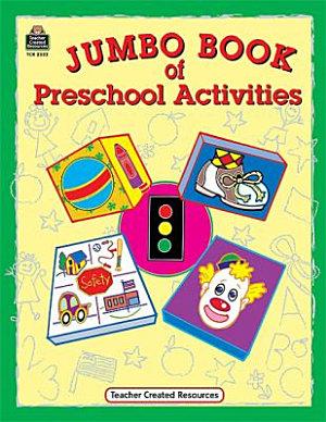 Jumbo Book of Preschool Activities