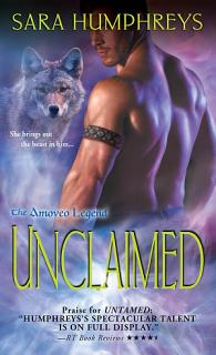 Unclaimed Book