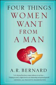 Four Things Women Want from a Man Book