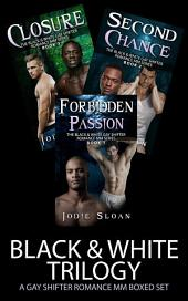 Black & White Trilogy ( A Gay Shifter Gay Romance MM Boxed Set)