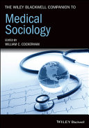 The Wiley Blackwell Companion to Medical Sociology PDF