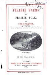 Prairie Farms and Prairie Folk: Volume 2