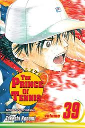 The Prince of Tennis, Vol. 39: Flare-up! Barbecue Battle!!