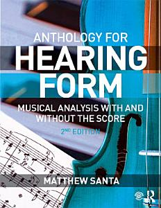 Hearing Form  Anthology Book