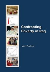 Confronting Poverty in Iraq: Main Findings