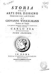 Storia delle Arti del disegno presso gli antichi: Volume 2