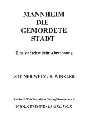 Mannheim die gemordete Stadt PDF