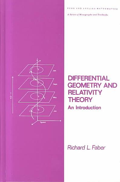 Differential Geometry and Relativity Theory