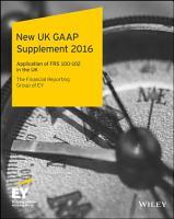 New UK GAAP Supplement 2016 PDF