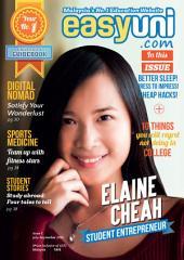 EASYUNI Ultimate University Guide 2015: Issue 8