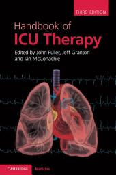 Handbook of ICU Therapy: Edition 3