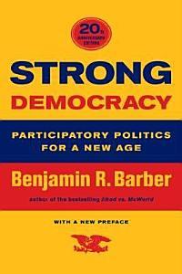 Strong Democracy Book