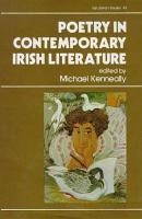 Poetry in Contemporary Irish Literature PDF