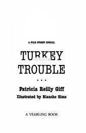 Turkey Trouble PDF