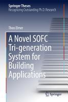 A Novel SOFC Tri generation System for Building Applications PDF