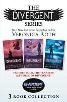 Divergent Series  Books 1 3  Plus Free Four  The Transfer and World of Divergent  Divergent  PDF